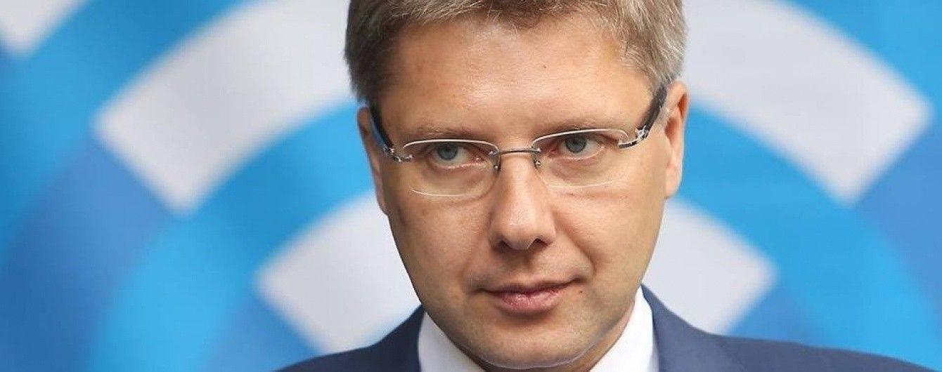 Мэр Риги заплатил штраф за общение на русском в Facebook