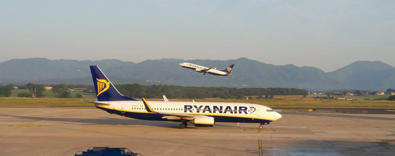"""У """"Борисполі"""" зняли з себе відповідальність за зрив угоди з Ryanair"""