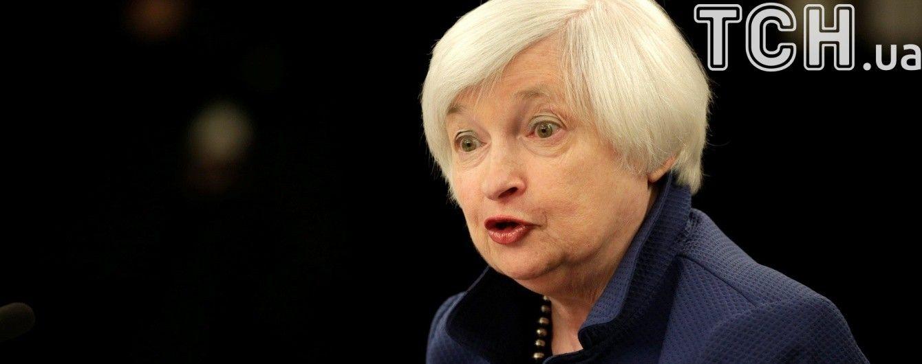В США повысили базовую учетную ставку
