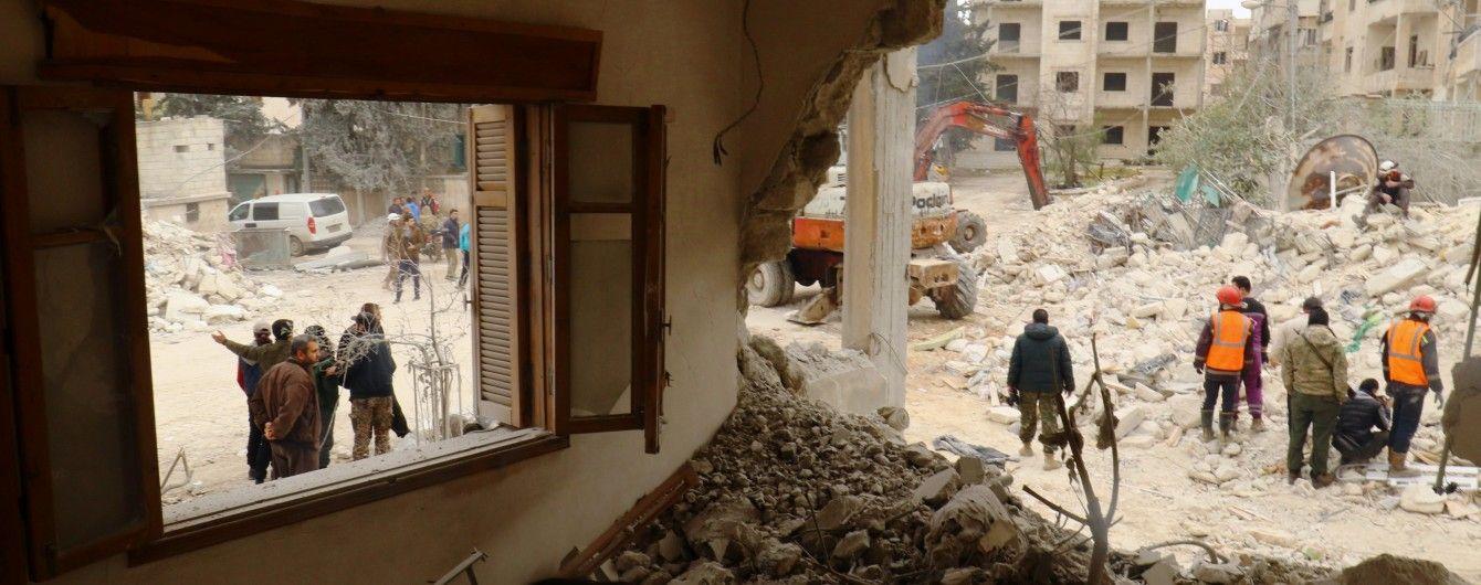 В результате авиаударов в сирийском Идлибе погибли 14 детей – правозащитники