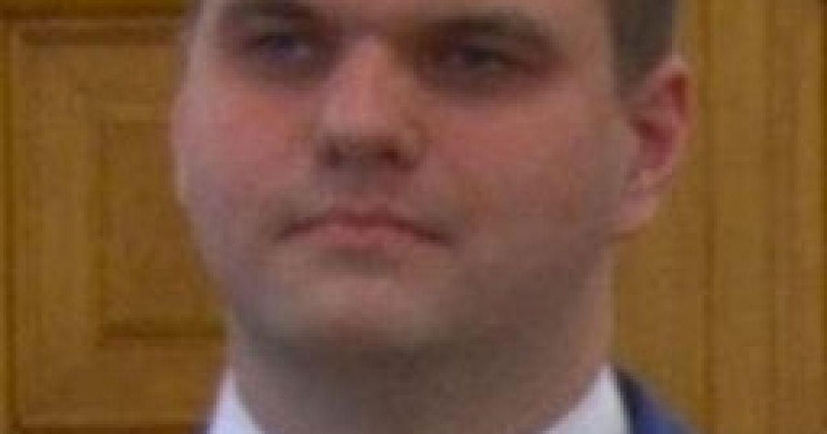 Один из обвиняемых, офицер ФСБ Дмитрий Докучаев.