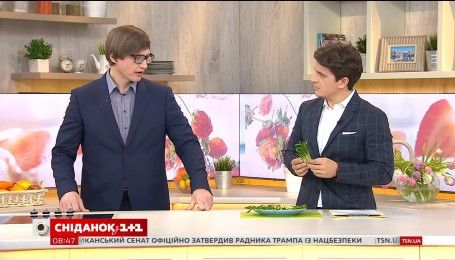 Дієтолог Олександр Кущ розповів про цілющі властивості черемші