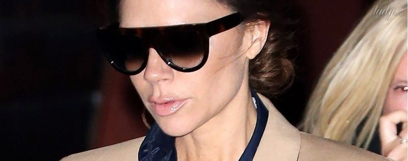 Была ли пластика: губы Виктории Бекхэм стали заметно больше