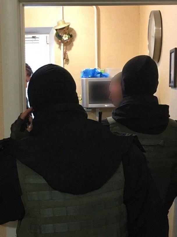 В Запорожье подполковника полиции подозревают в похищении и убийстве человека