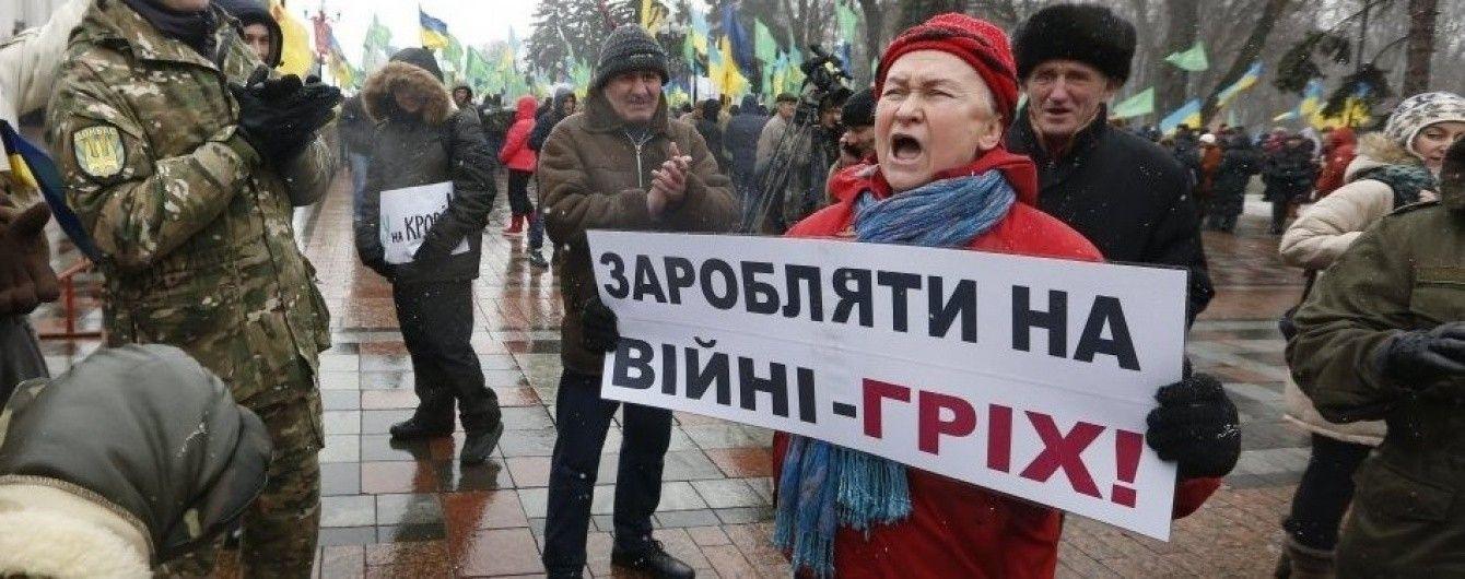 Порошенко официально одобрил прекращение транспортного сообщения с ОРДЛО