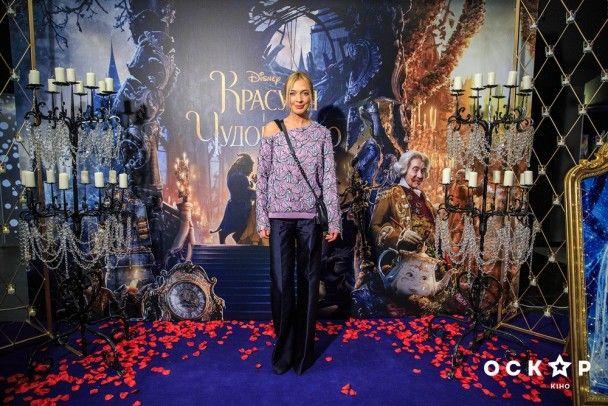 """Внучка Ротару, дочь Фреймут, Добрыднева, Анатолич первыми оценили фильм """"Красавица и Чудовище"""""""