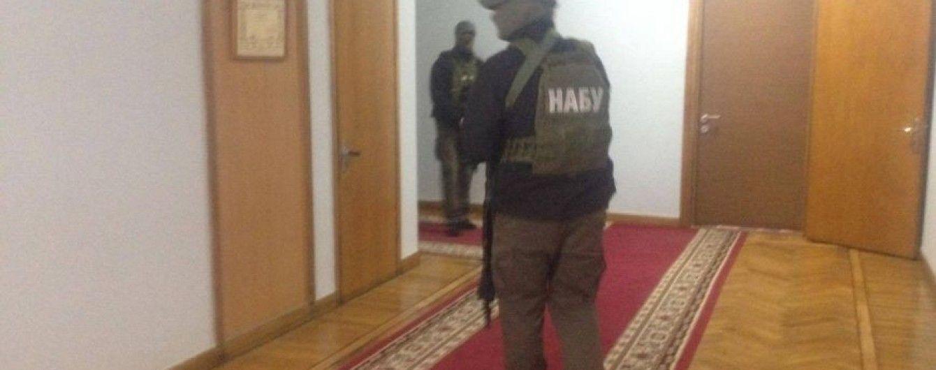 НАБУ подозревает чиновников Запорожской ОГА в земельных сделках на 115 миллионов гривен