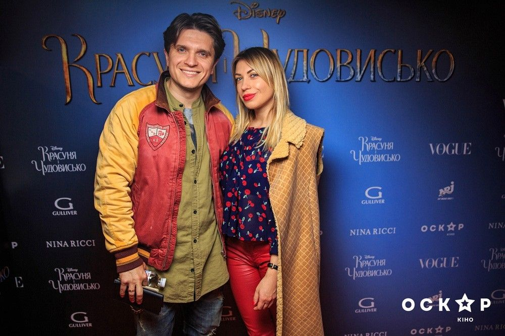 """Звезды на премьере фильма """"Красавица и Чудовище""""_7"""