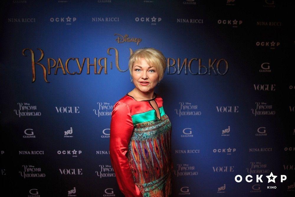 """Звезды на премьере фильма """"Красавица и Чудовище""""_16"""