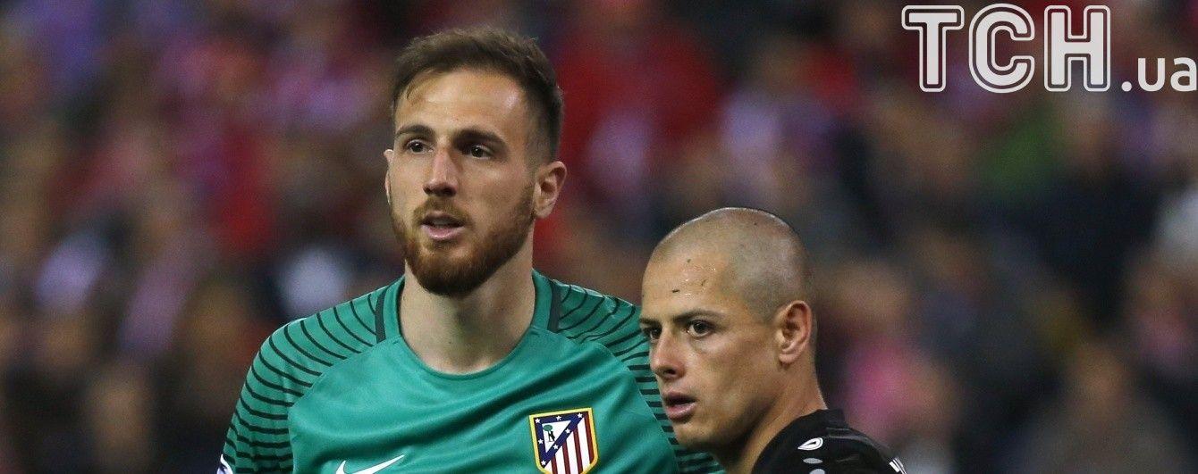 Два вратаря претендуют на звание лучшего футболиста недели в Лиге чемпионов