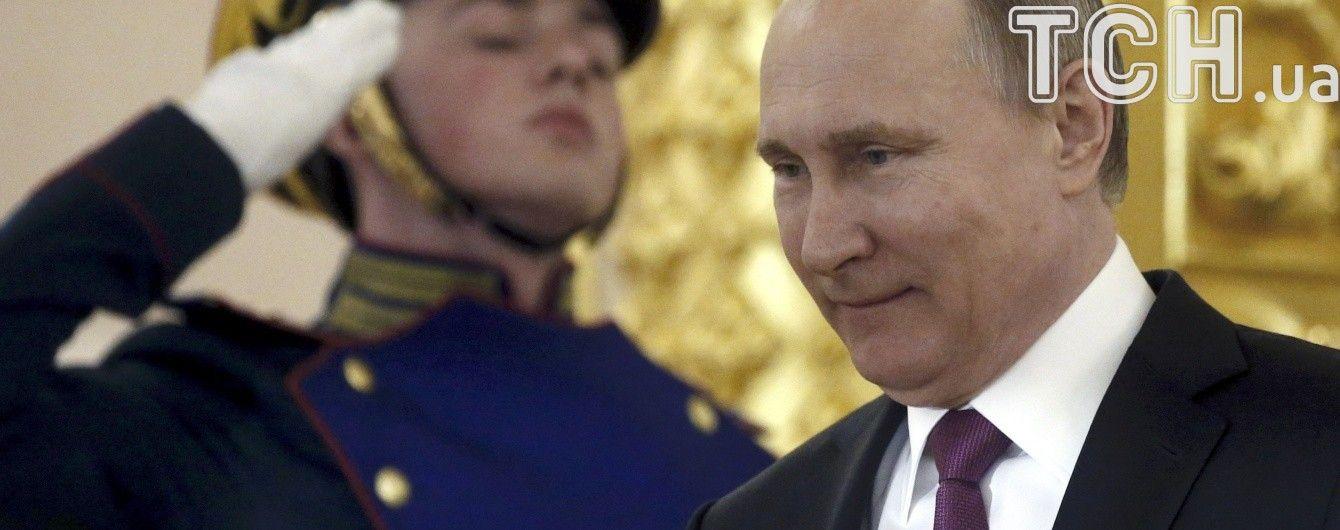 Путин объявил дату визита Меркель в Москву