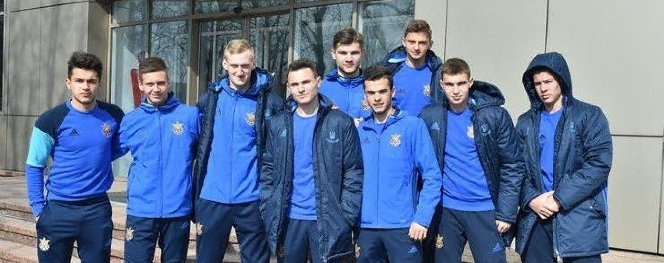 Сборная Украины назвала состав на элит-раунд Евро-2017