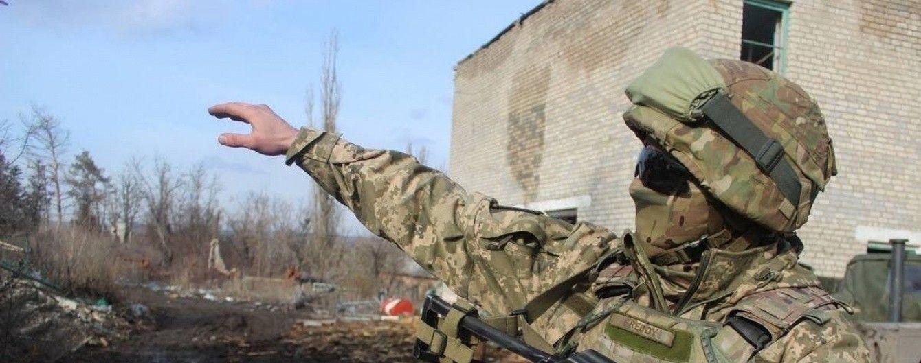 Боевики 35 раз обстреляли позиции украинских военных. Хроника АТО