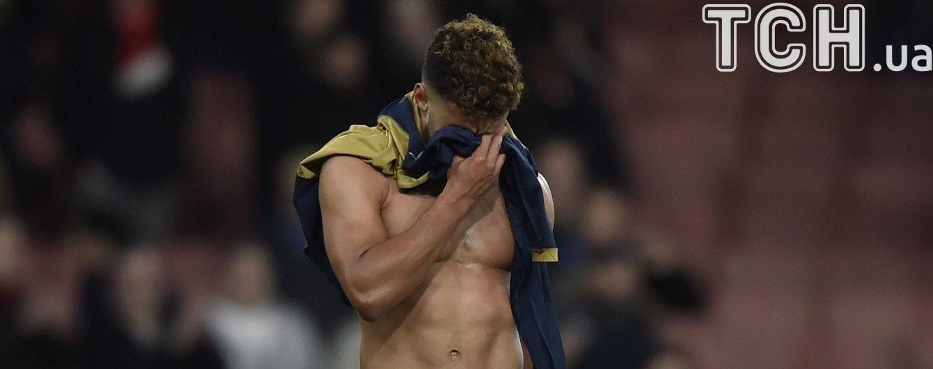 "Легенда МЮ: Игроки ""Арсенала"" больше думают о селфи и кубиках пресса, чем о победе"