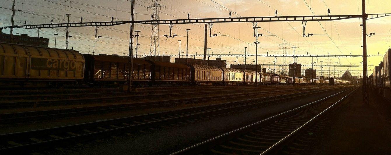 Россия завершила строительство железной дороги в обход Украины