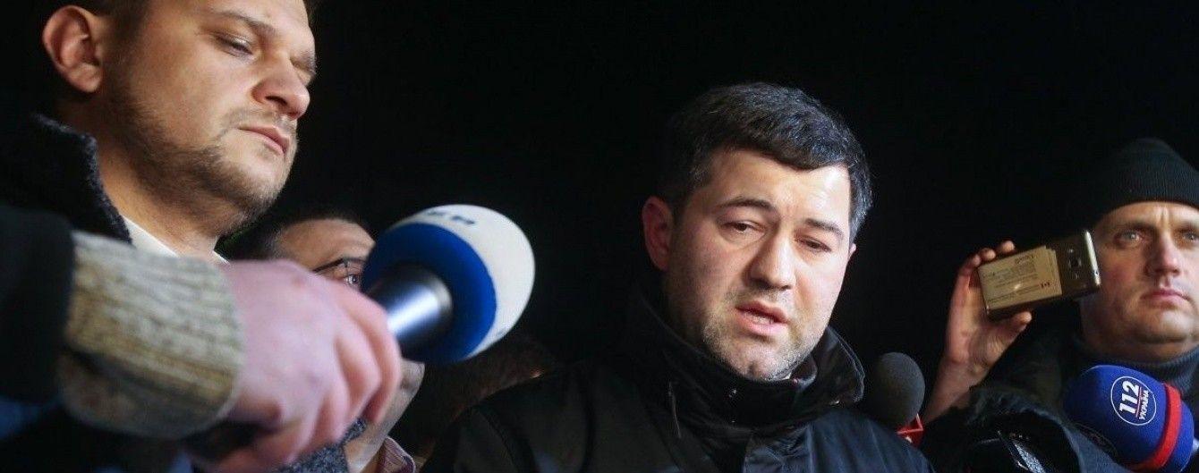 Насиров рассказал, откуда взялись деньги на залог, который он не планировал вносить