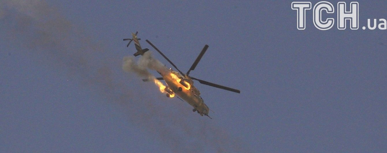 У Болгарії в Чорне море впав військовий вертоліт, є загиблі