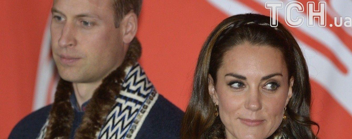 Принц Уильям расстроил Кейт Миддлтон поведением во время отдыха – СМИ
