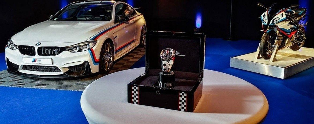 """BMW выпустила специальную версию купе M4 с двумя """"подарками"""""""
