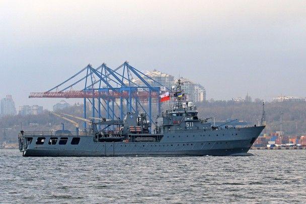 В порт Одессы прибыли корабли НАТО, которые смогут посетить все желающие