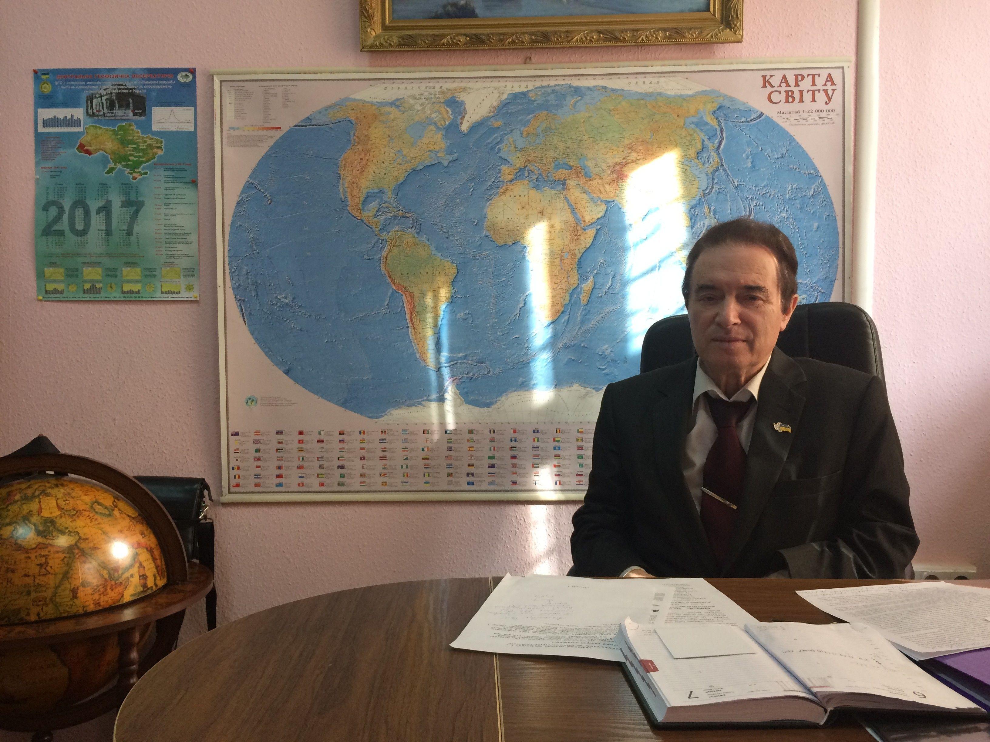 Директор НАНЦ Валерій Литвинов_1