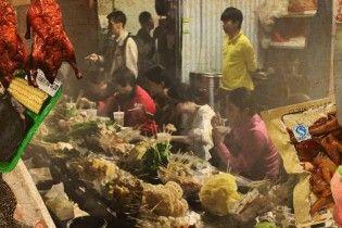 Китай, що шокує. Запаморочлива їжа