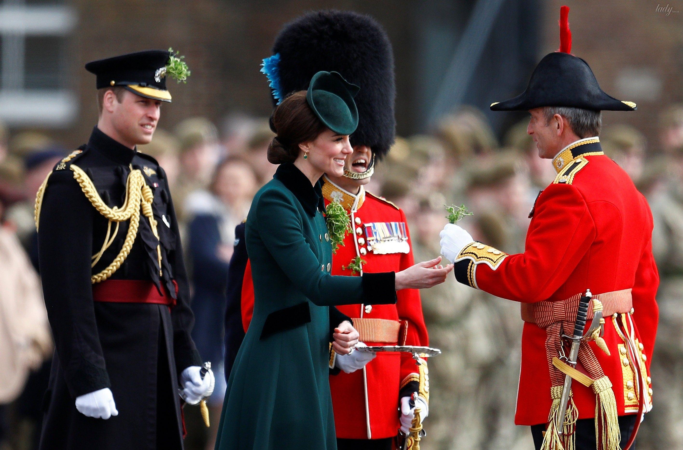 Принц Уильям и герцогиня Кембриджская _7