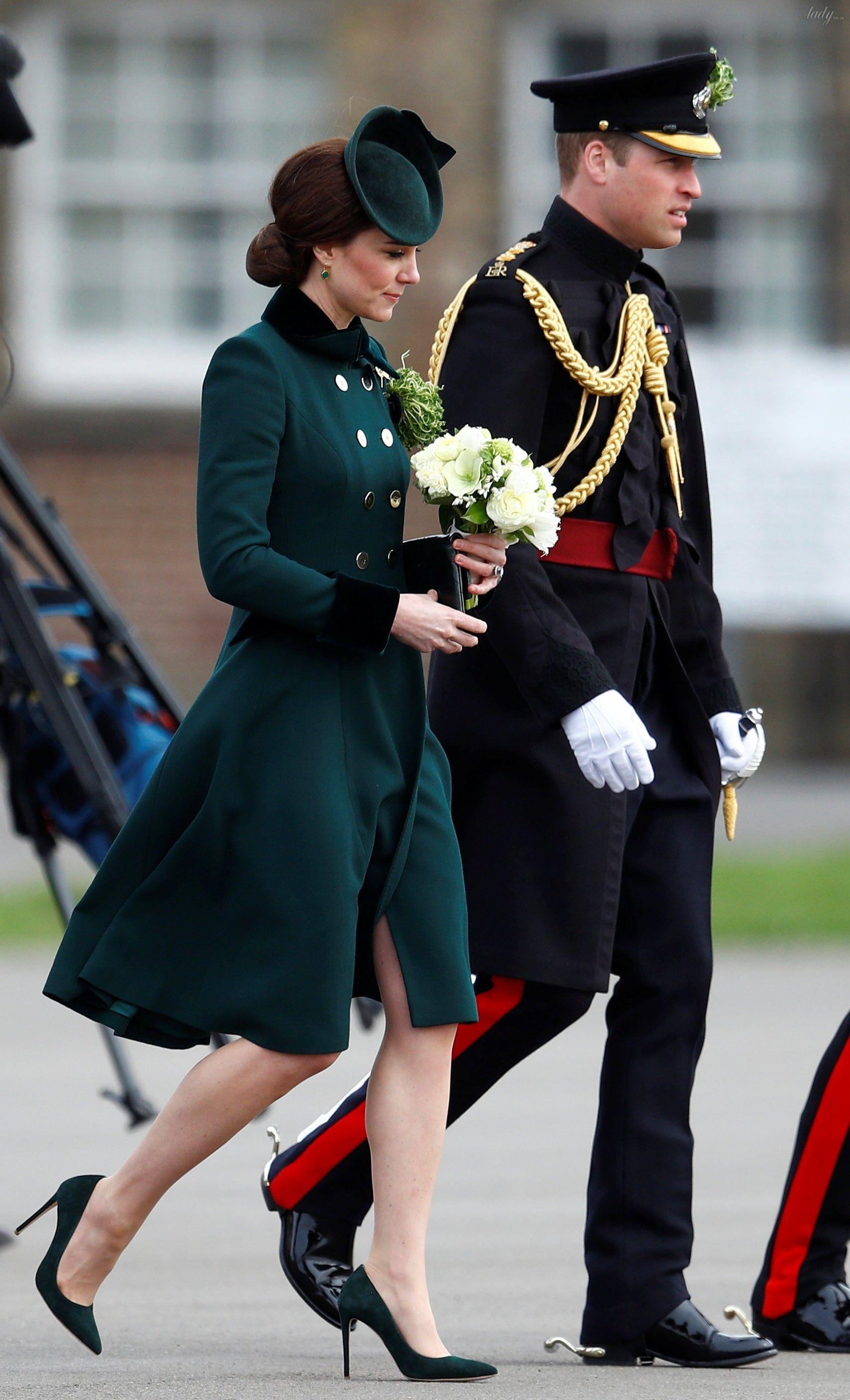 Принц Уильям и герцогиня Кембриджская _10