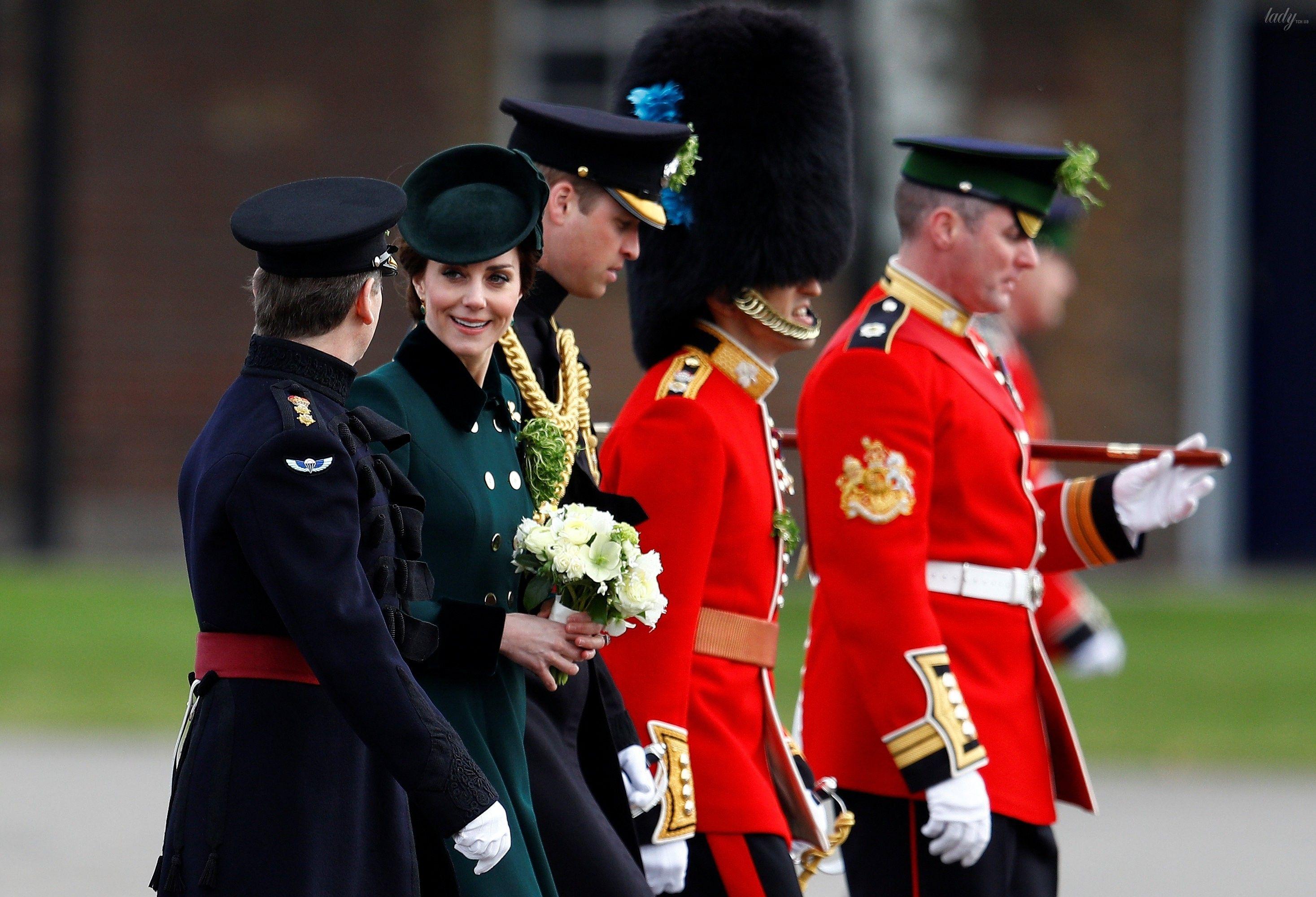 Принц Уильям и герцогиня Кембриджская _8