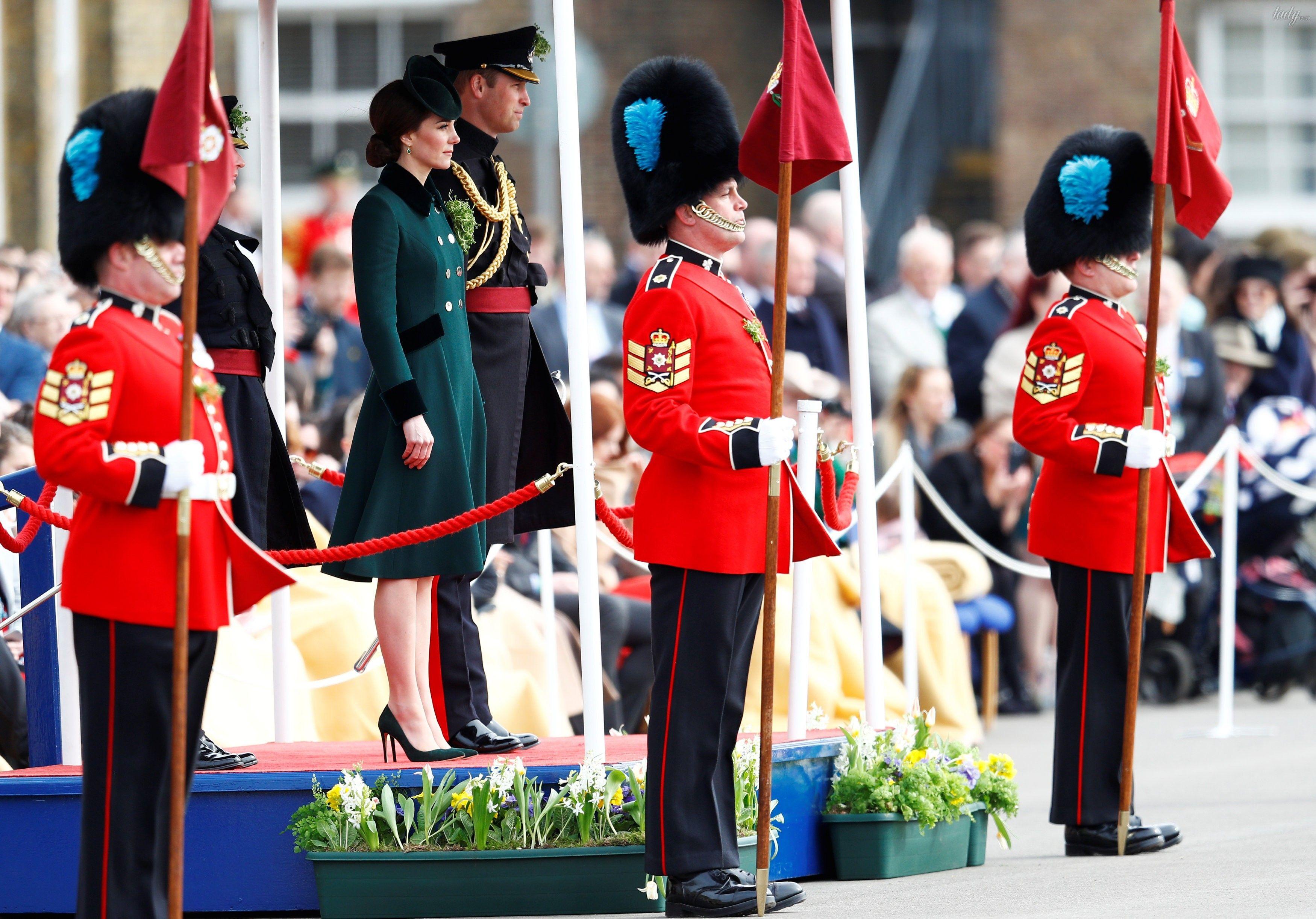 Принц Уильям и герцогиня Кембриджская _4