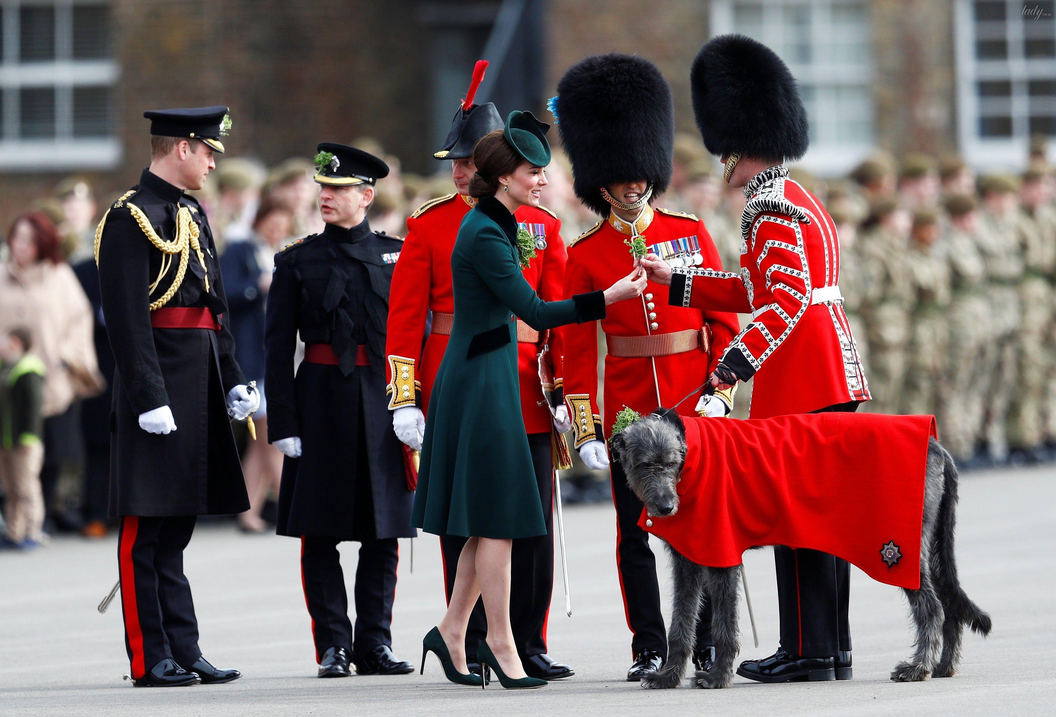 Принц Уильям и герцогиня Кембриджская _5