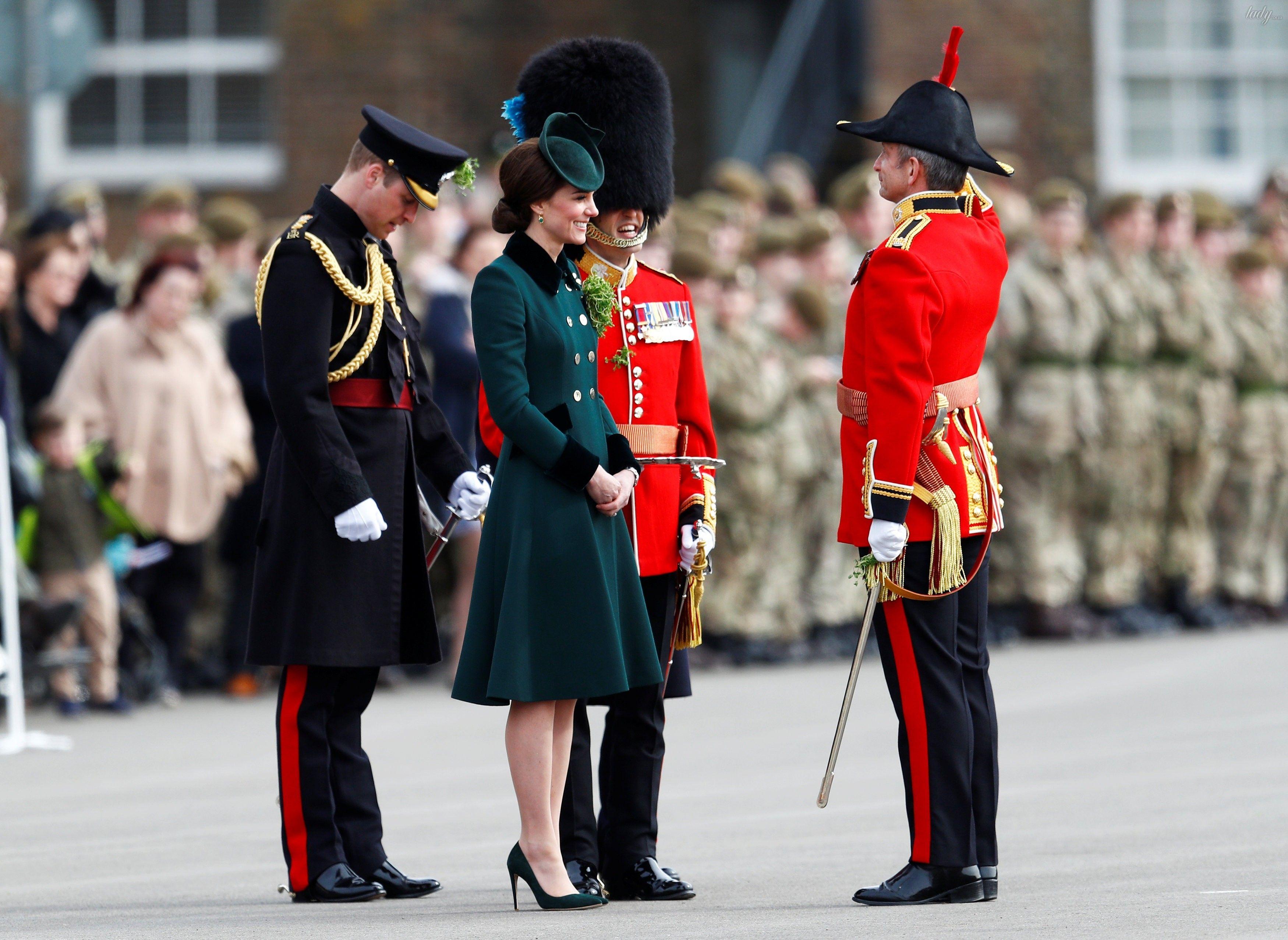 Принц Уильям и герцогиня Кембриджская _3