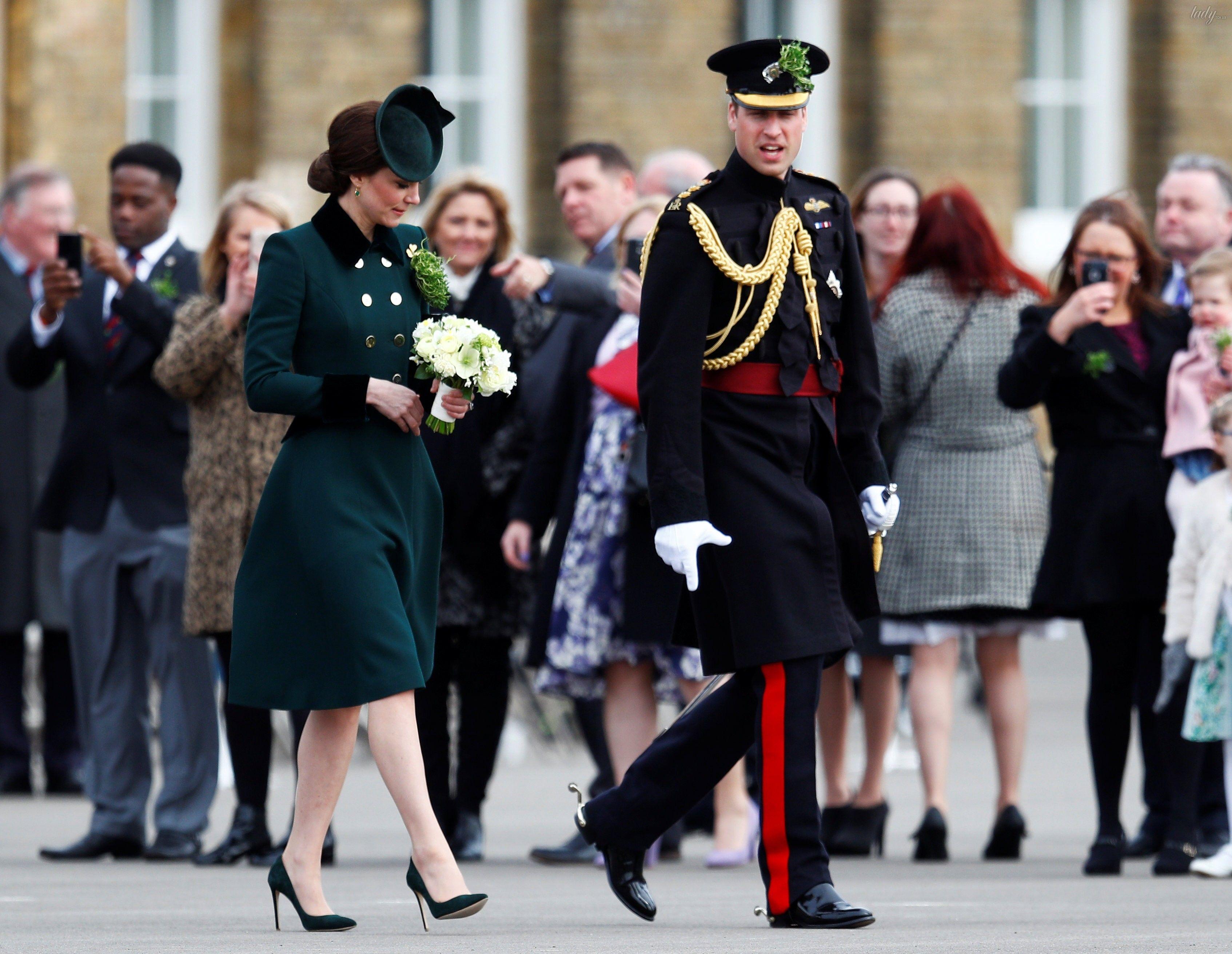 Принц Уильям и герцогиня Кембриджская _9
