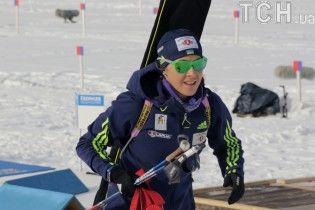 Українська біатлоністка Джима посіла 13 місце в спринті на Кубку світу в Холменколлені