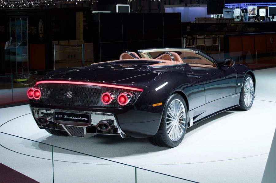 двигатель Koenigsegg