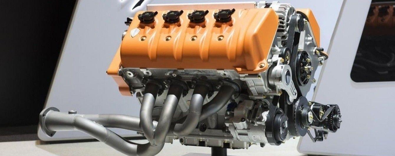 Спорткары Spyker получат моторы с 200-летним ресурсом
