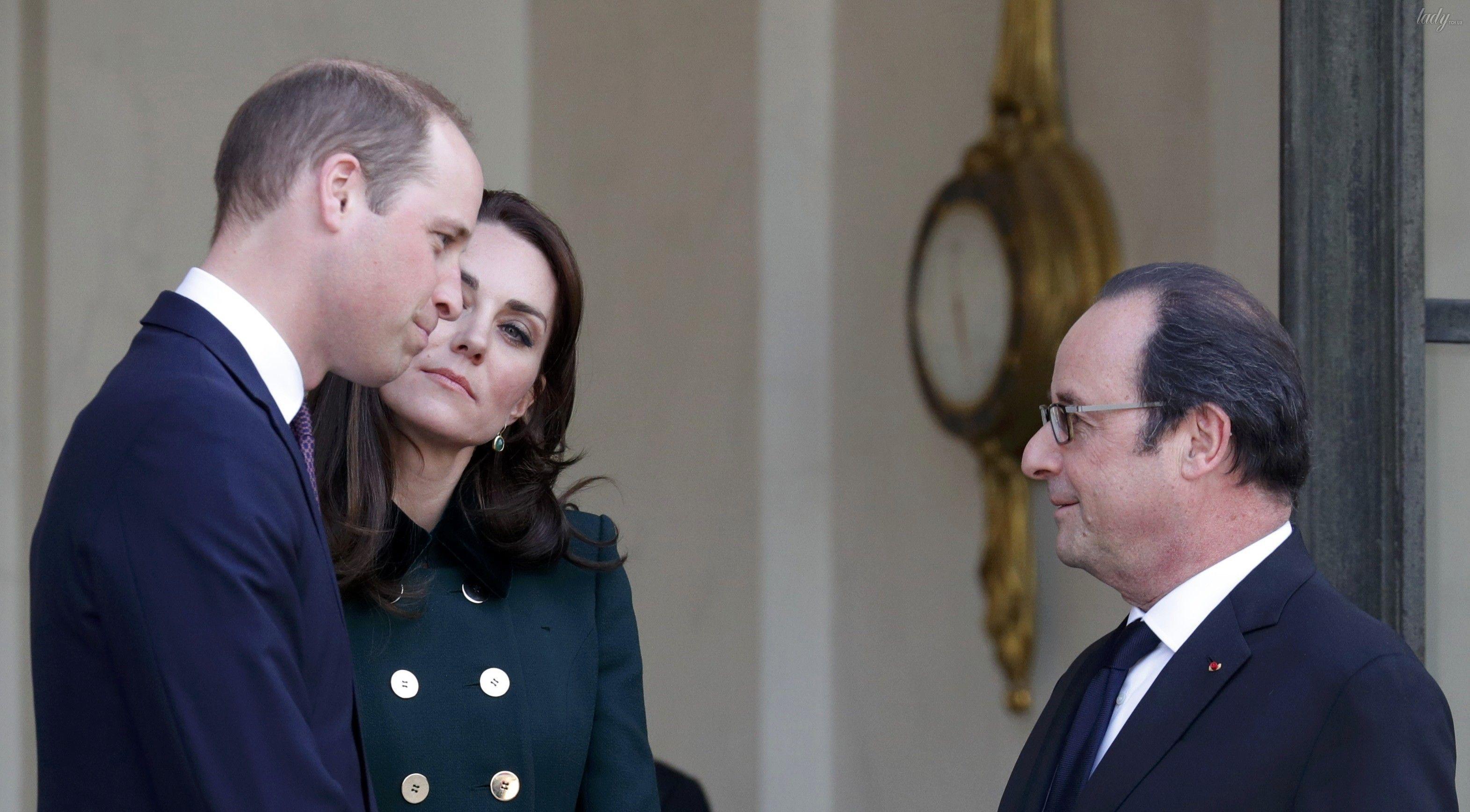 Принц Уильям и герцогиня Кембриджская_8