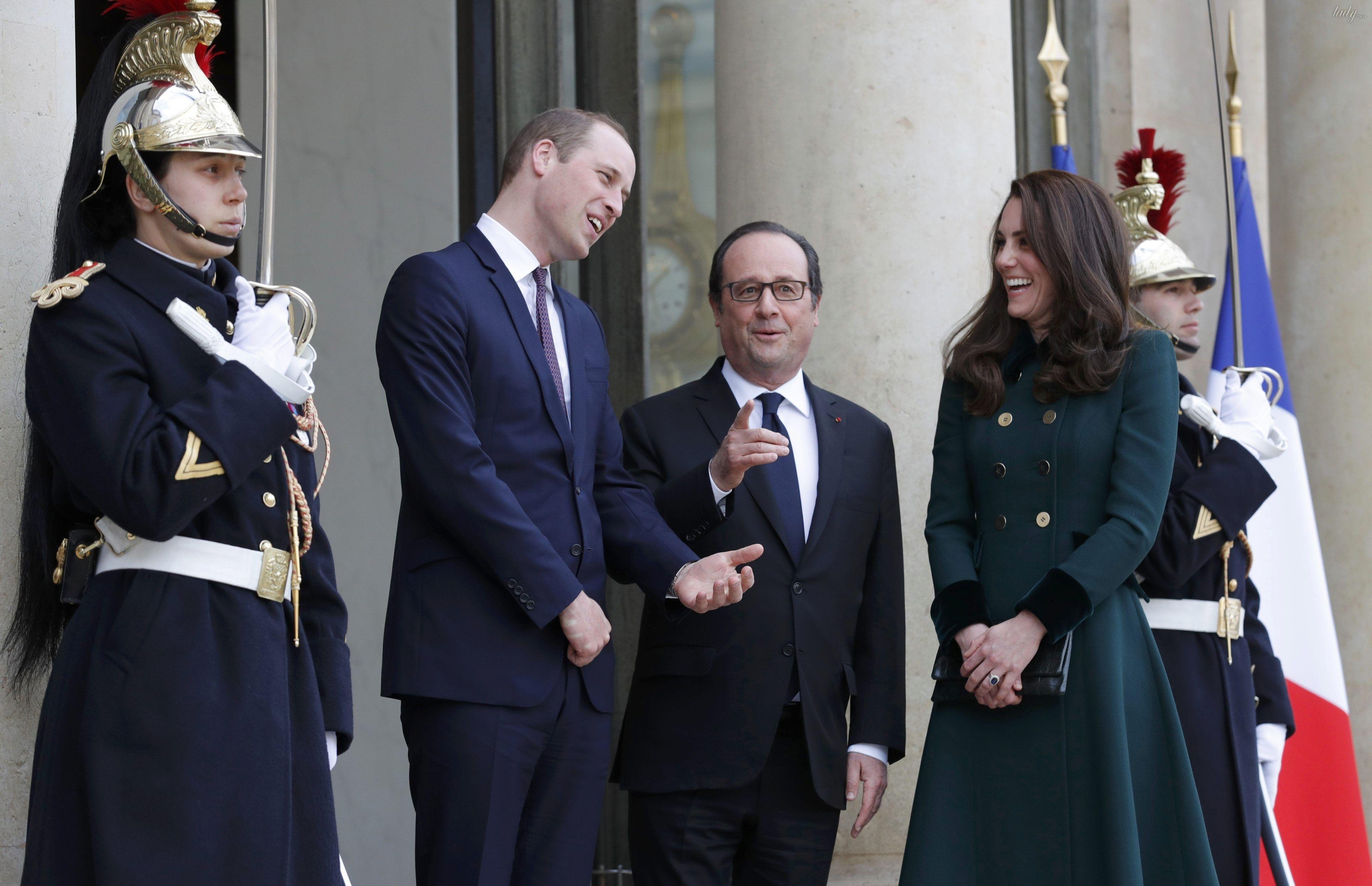 Принц Уильям и герцогиня Кембриджская_3