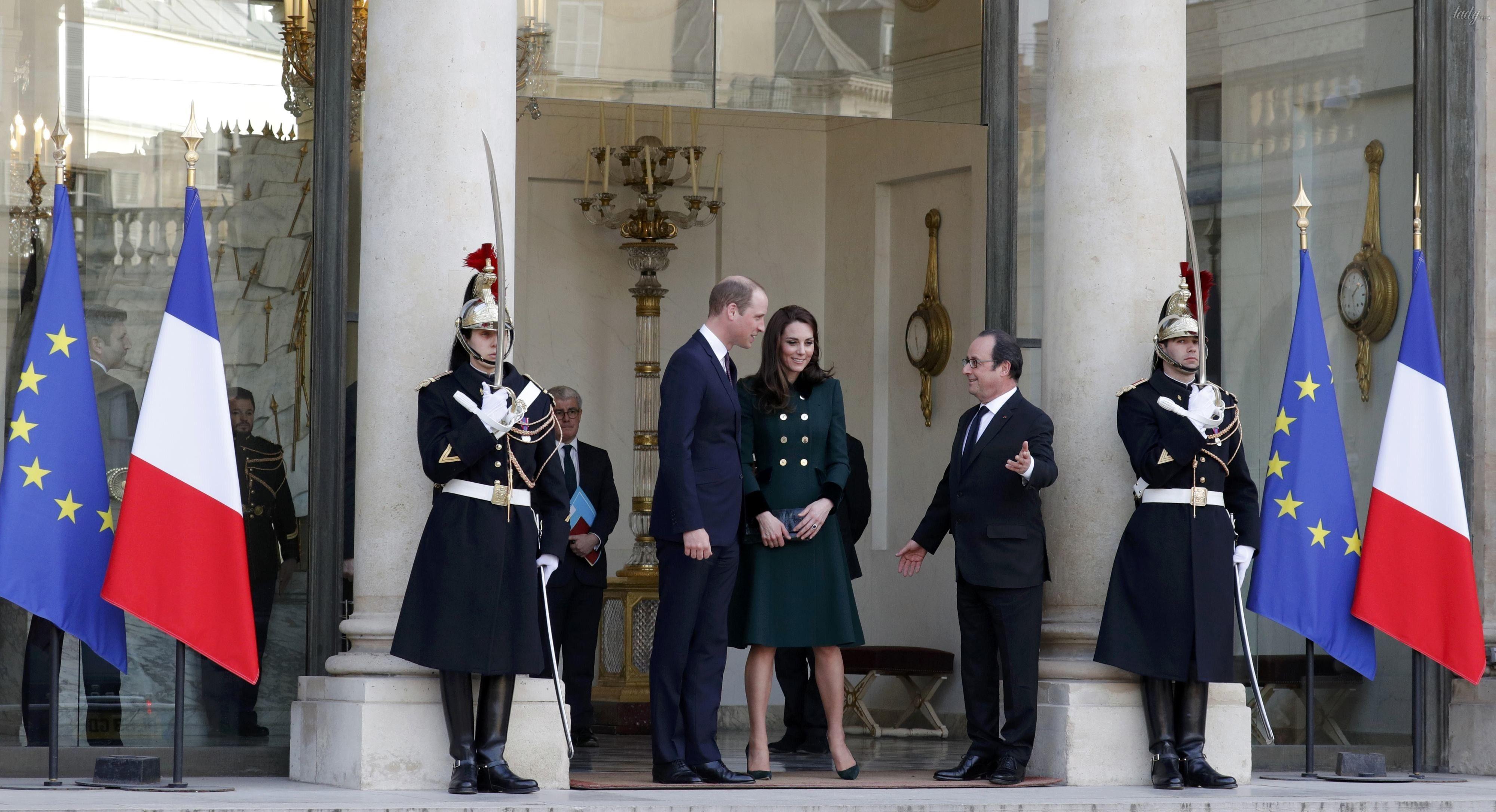 Принц Уильям и герцогиня Кембриджская_5