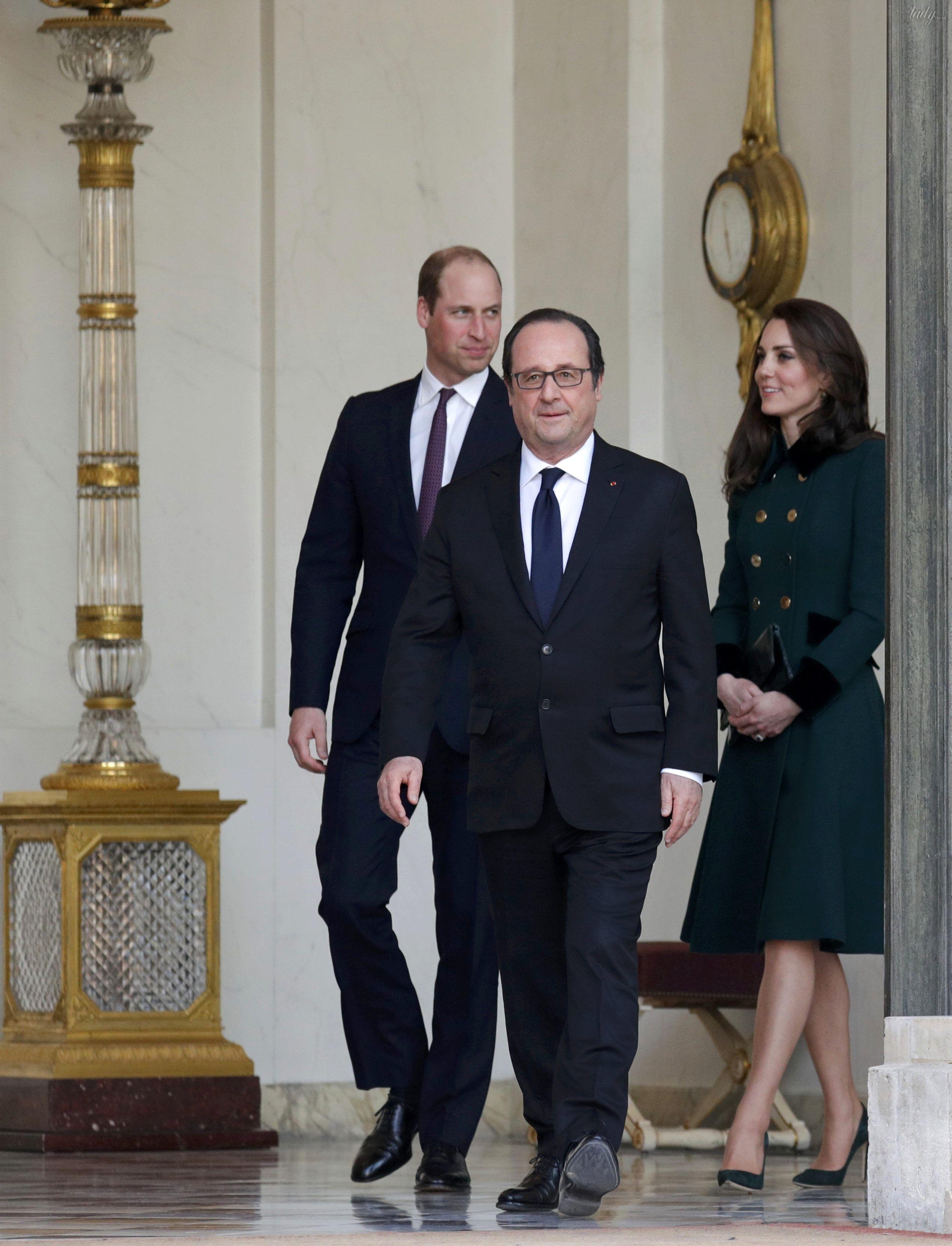 Принц Уильям и герцогиня Кембриджская_9