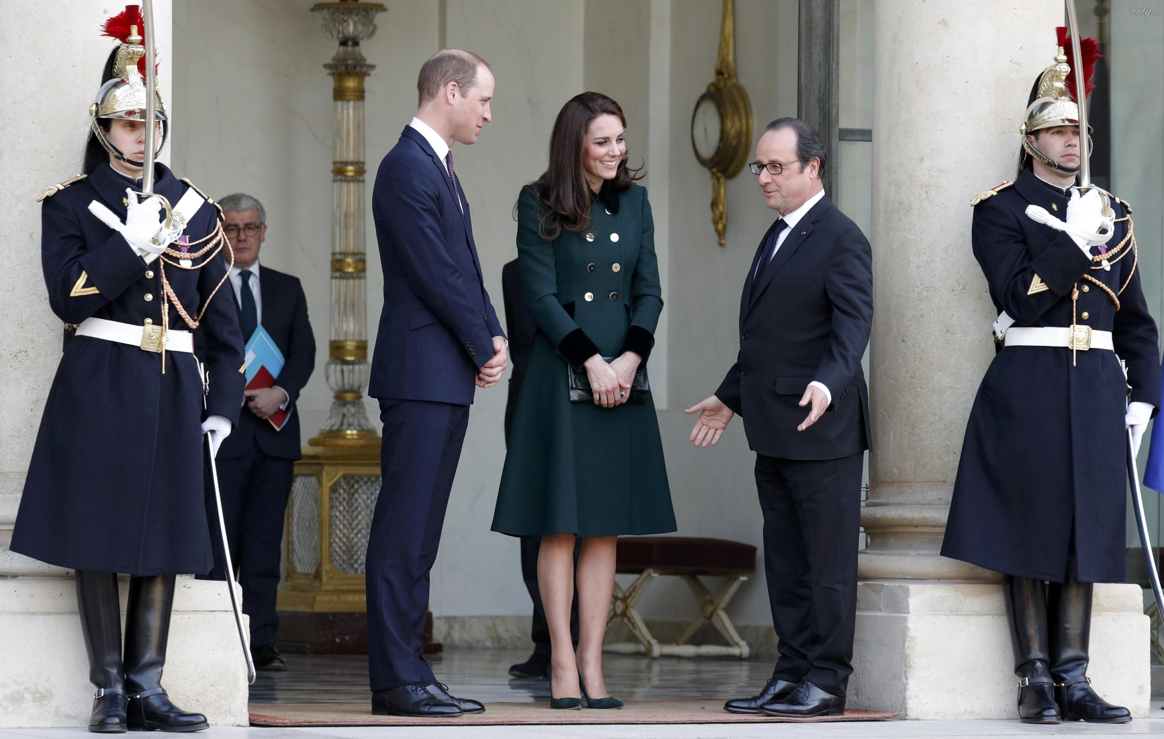 Принц Уильям и герцогиня Кембриджская_7