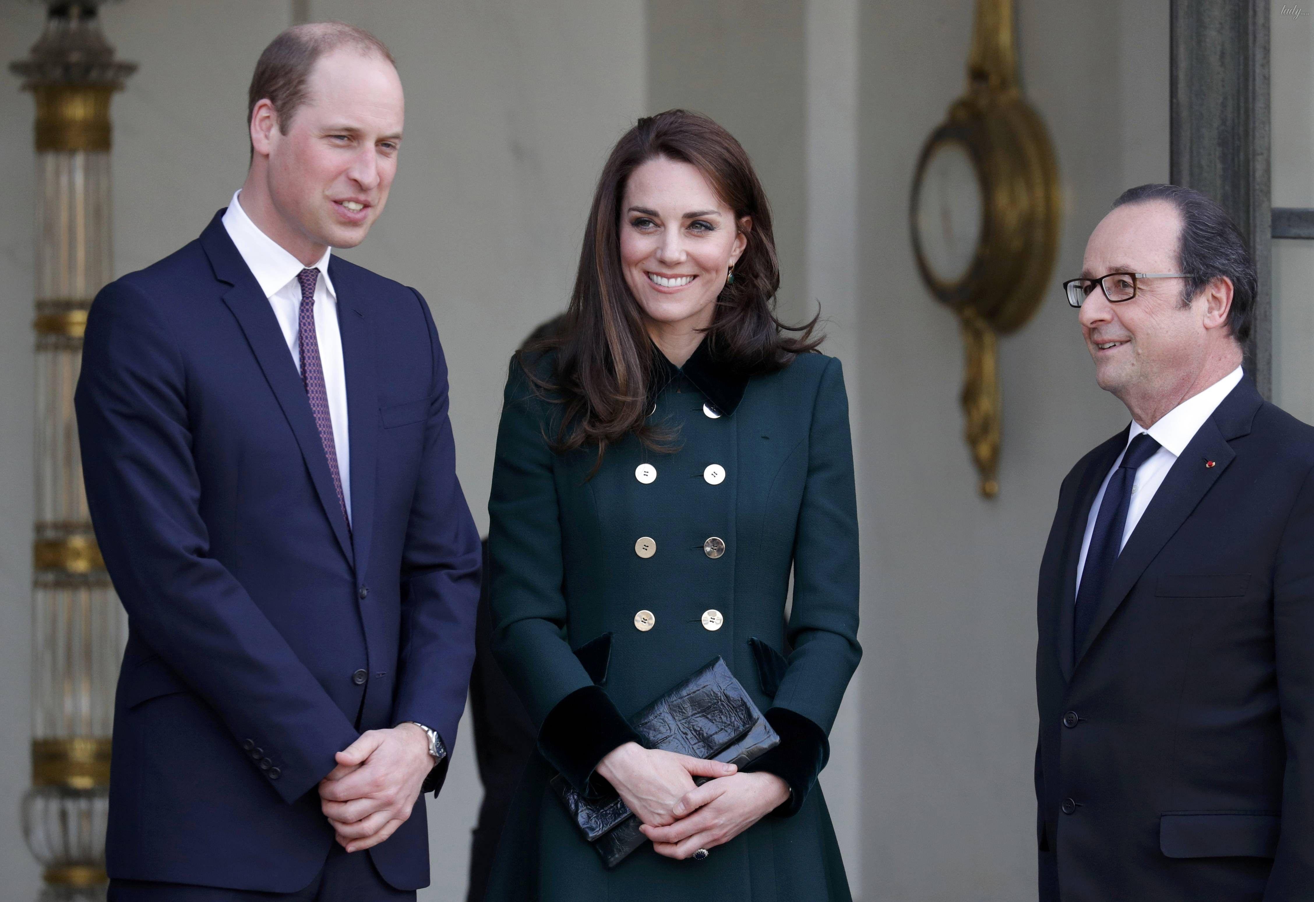 Принц Уильям и герцогиня Кембриджская_6