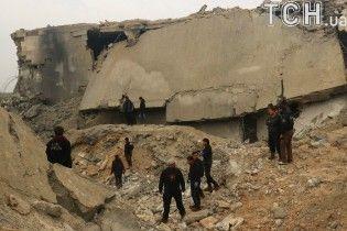 В Алеппо від потужного ракетного обстрілу загинули 18 мирних жителів