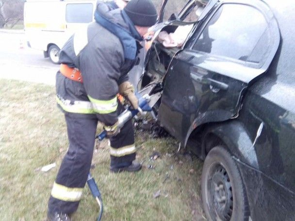 В Днепре в результате ужасной аварии погибли три человека