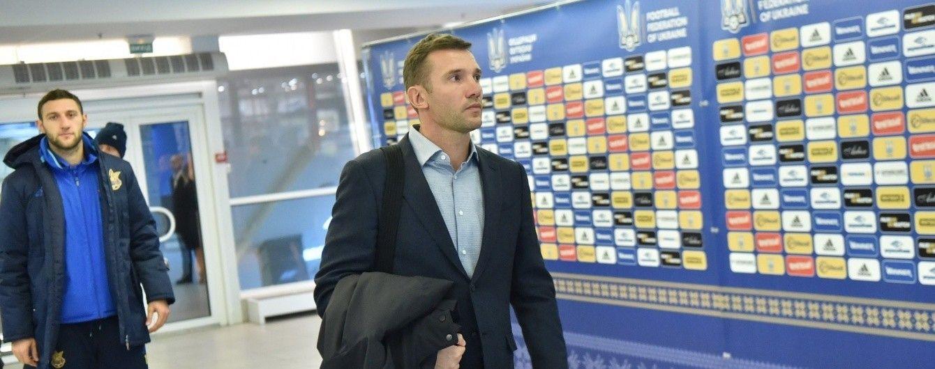 Шевченко обсудит с тренерами УПЛ дальнейшее развитие футбола