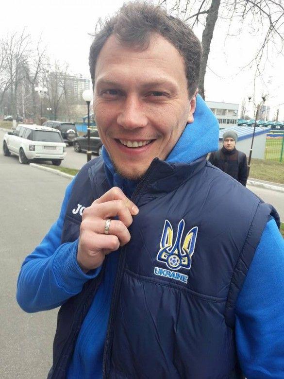 Збірна України у новій формі_1