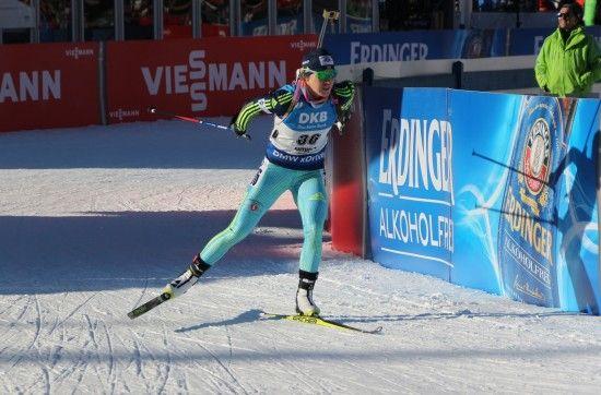 Збірна України оголосила склад на перший етап Кубка світу з біатлону