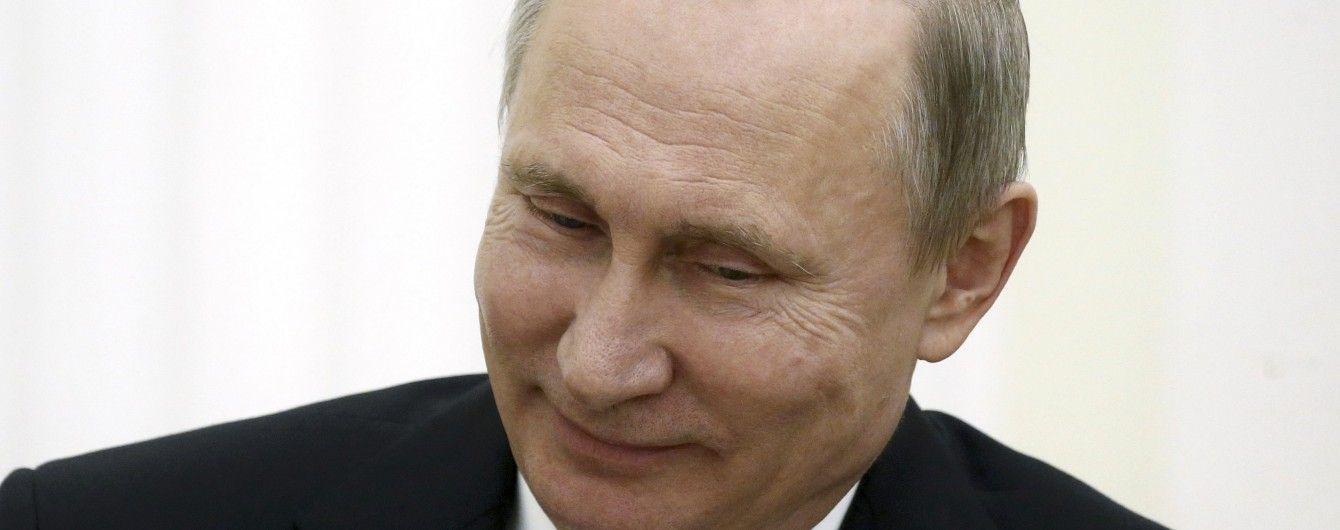 ЗМІ вперше показали відео з онукою Путіна