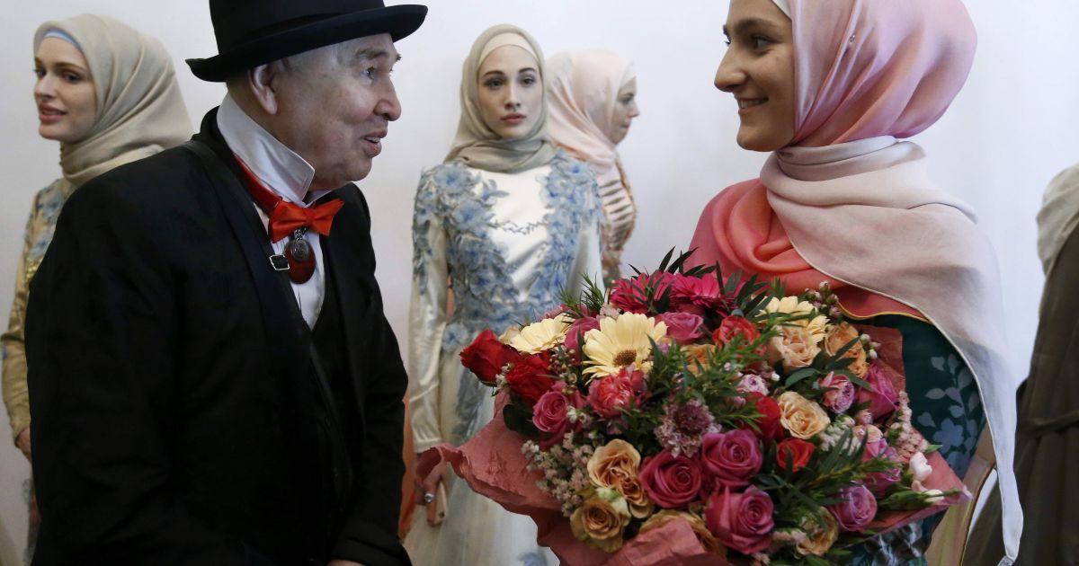 Дочь Кадырова Айшат @ Reuters