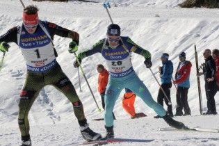 Український біатлоніст потрапив до топ-20 пасьюту на Кубку світу в Холменколлені